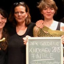 Improcup Goldener Knochen 2015
